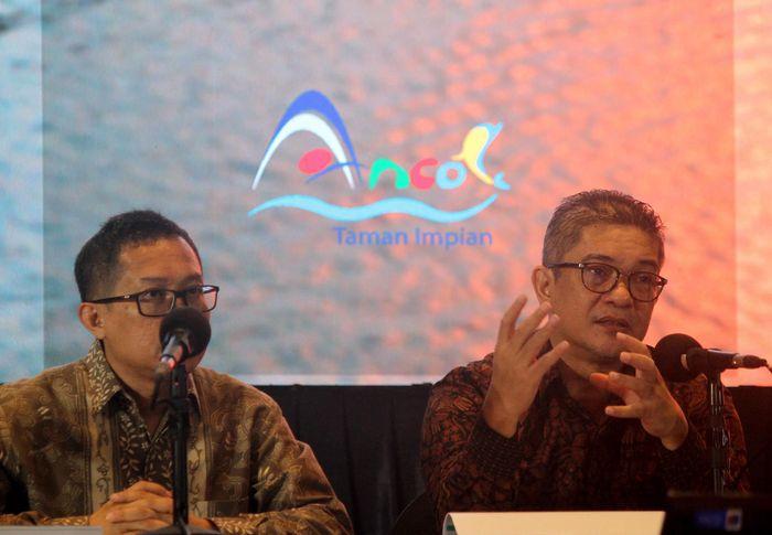 Untuk jumlah kunjungan Taman Impian Jaya Ancol, Tahun 2018 mencapai 18,56 juta. Ditargetkan 2019 mencapai 20,3 juta. Foto: dok. Jaya Ancol