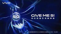 Vivo Pamer Ponsel 5G Pertamanya Pekan Depan