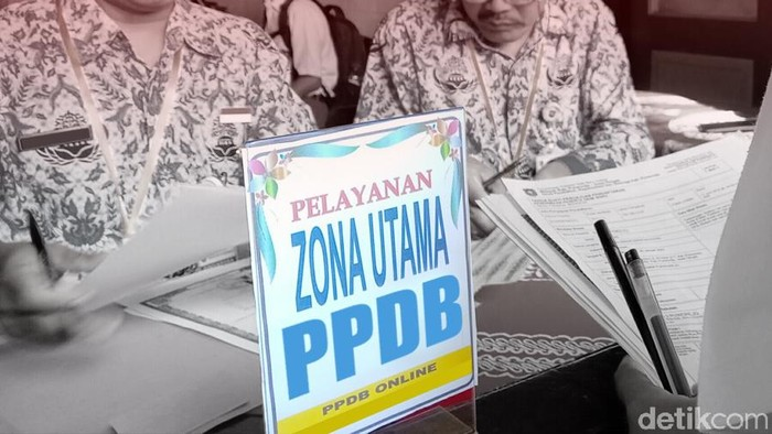 Ilustrasi PPDB (Andhika Akbarayansyah)