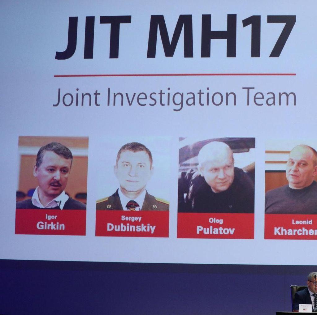 4 Penembak Malaysia Airlines MH17 Bakal Didakwa Lakukan Pembunuhan