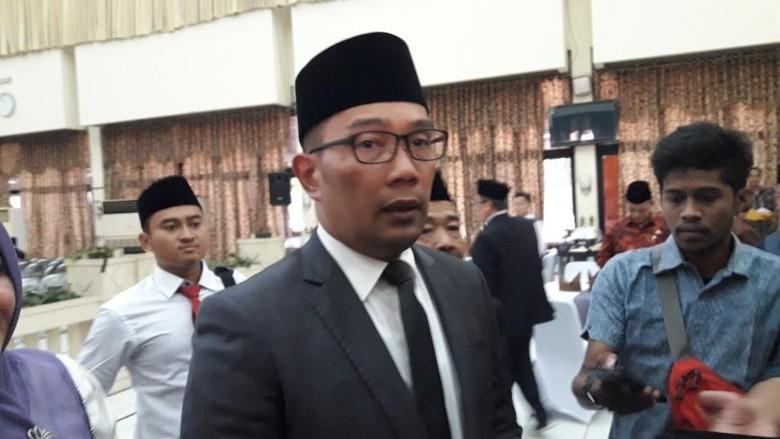 Surat Kaleng Protes Putrinya Daftar SMA 3, Ridwan Kamil: Jangan Zalimi Anak Saya