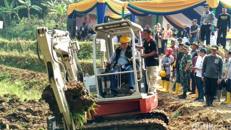 Wetland Park Cisurupan Bandung Ditargetkan Selesai Agustus