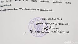 Anggota DPRD Kritik LKPJ Wabup Pidie Berstempel Gubernur Aceh