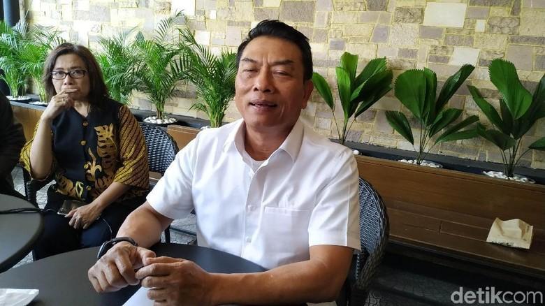 Menhan Sebut 3% Anggota TNI Terpapar Radikalisme, Begini Kata Moeldoko