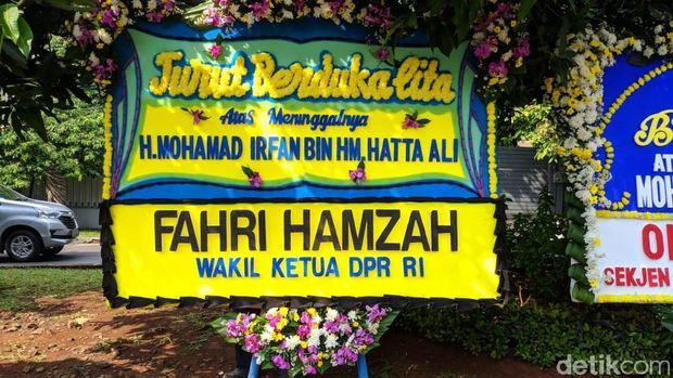 Putra Ketua MA Meninggal Saat Touring, Airlangga-Fahri Kirim Karangan Bunga