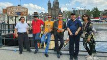 Menyoal Lawatan Bupati Purworejo Cs ke Eropa Pakai ABPD Rp 433 Juta
