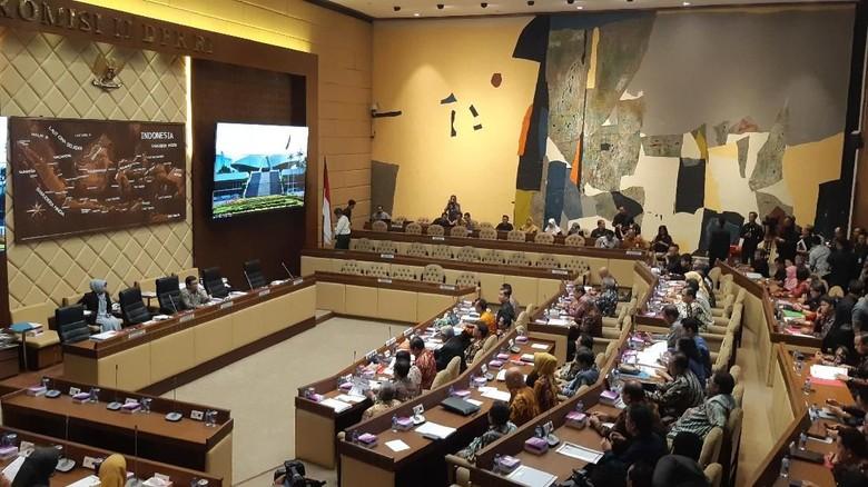 Mendagri Ajukan Anggaran Tahun 2020 Rp 5,3 Triliun ke DPR