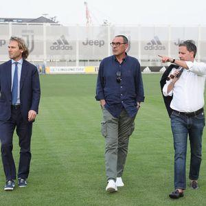 Juventus Menyambut Maurizio Sarri