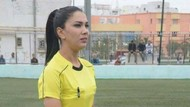 Ini Wasit Wanita Arab Pertama yang Memimpin Pertandingan Sepak Bola