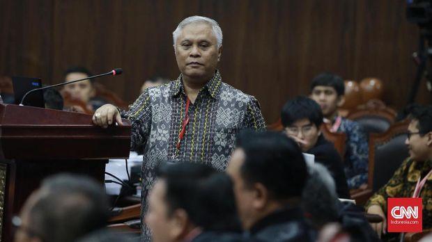 KPU Merasa Cukup Satu Ahli karena Saksi Kubu 02 Tak Meyakinka