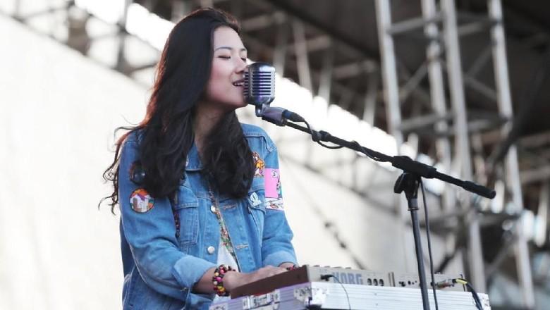 Musisi Danilla akan meriahkan HUT Jakarta di Pulau Tidung /Foto: Dok detikcom