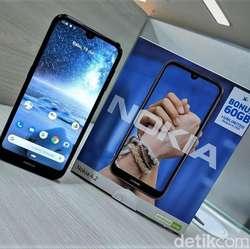 Nokia 4.2: Harga Rp 2 Jutaan, Ada NFC & Tombol Google Assistant
