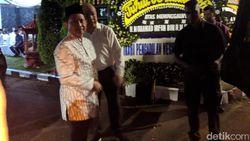 Tito Karnavian dan Hendropriyono Melayat Putra Ketua MA