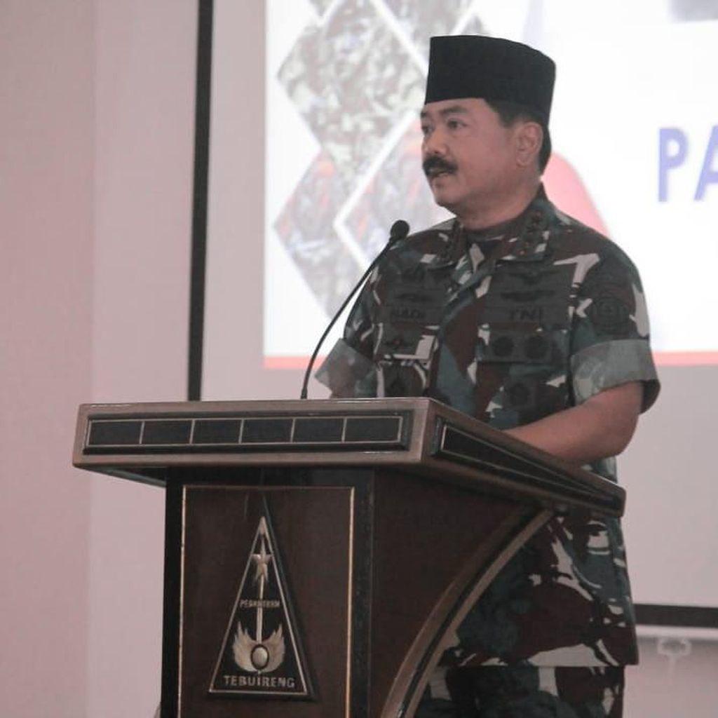 TNI akan Kerahkan 14 Ribu Personel Saat Putusan Sengketa Pilpres