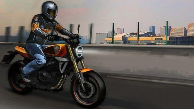 Motor Harley-Davidson Buatan China Siap Serbu Indonesia