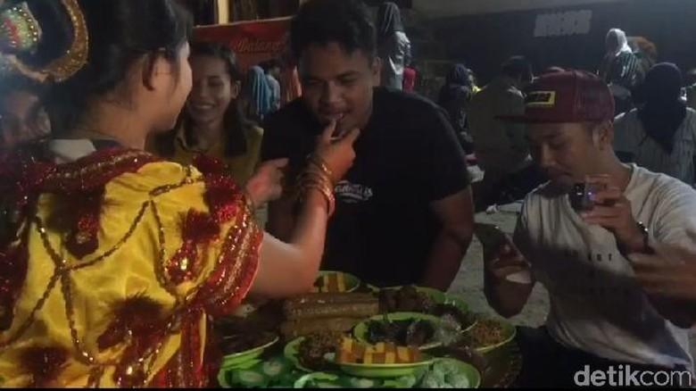 Foto:  Tradisi Ajang Cari Jodoh di Buton Tengah (Sitti Harlina/detikTravel)