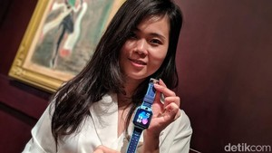 Penampakan Imoo Z5, Jam Telepon buat Anak