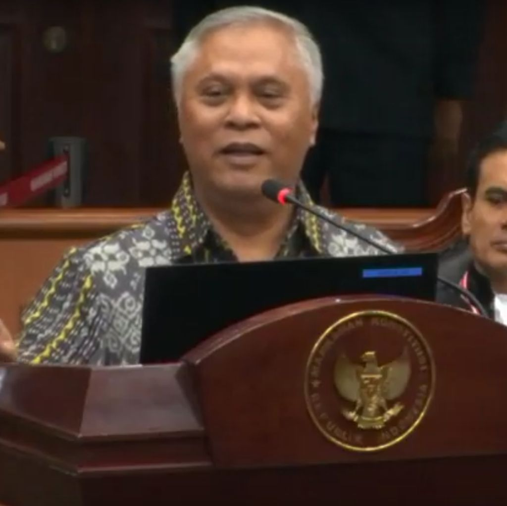 Video Momen Pengacara Prabowo Minta Maaf ke Ahli IT KPU