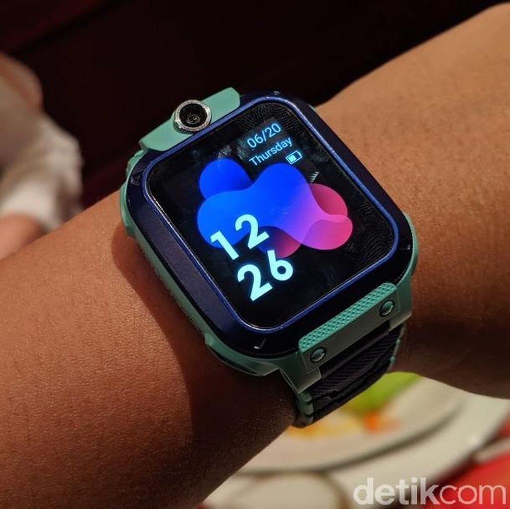 imoo Siapkan Penerus Watch Phone Z5 Berdesain Unik
