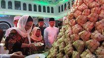 Menteri Rini Minta Doa Kiai Agar Jokowi Jadi Presiden Lagi