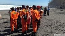Pencarian Eks Pemain Persis Solo yang Hilang di Pantai Bantul Disetop