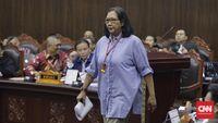 Tri Susanti atau Susi sempat menjadi saksi kubu Prabowo Subianto-Sandiaga Uno dalam sidang perselisihan hasil Pilpres 2019 di Mahkamah Konstitusi