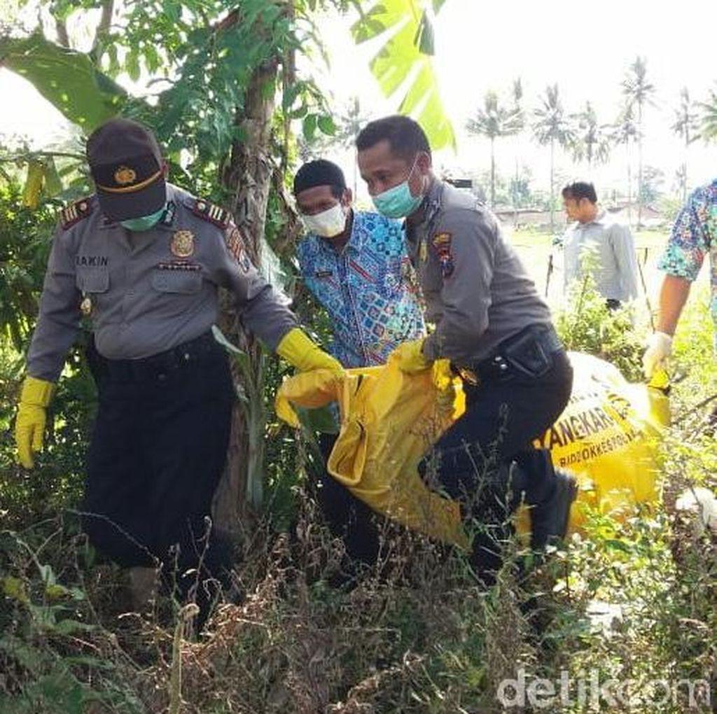 Identitas Mayat Laki-laki yang Ditemukan di Persawahan Banyuwangi Terungkap
