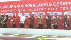 Bangun Pabrik di Karawang, Perusahaan Jepang hingga China Rogoh Rp 1,4 T