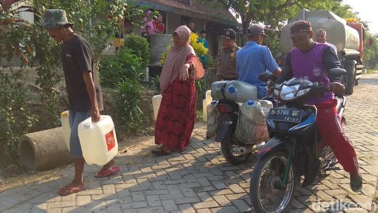 Kemarau di Lamongan, 79 Desa di 16 Kecamatan Rawan Krisi Air