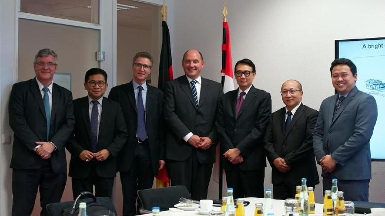 PT KAI dan ALSTOM Jerman Siapkan Kesepakatan Kerja Sama Kereta Api Hidrogen