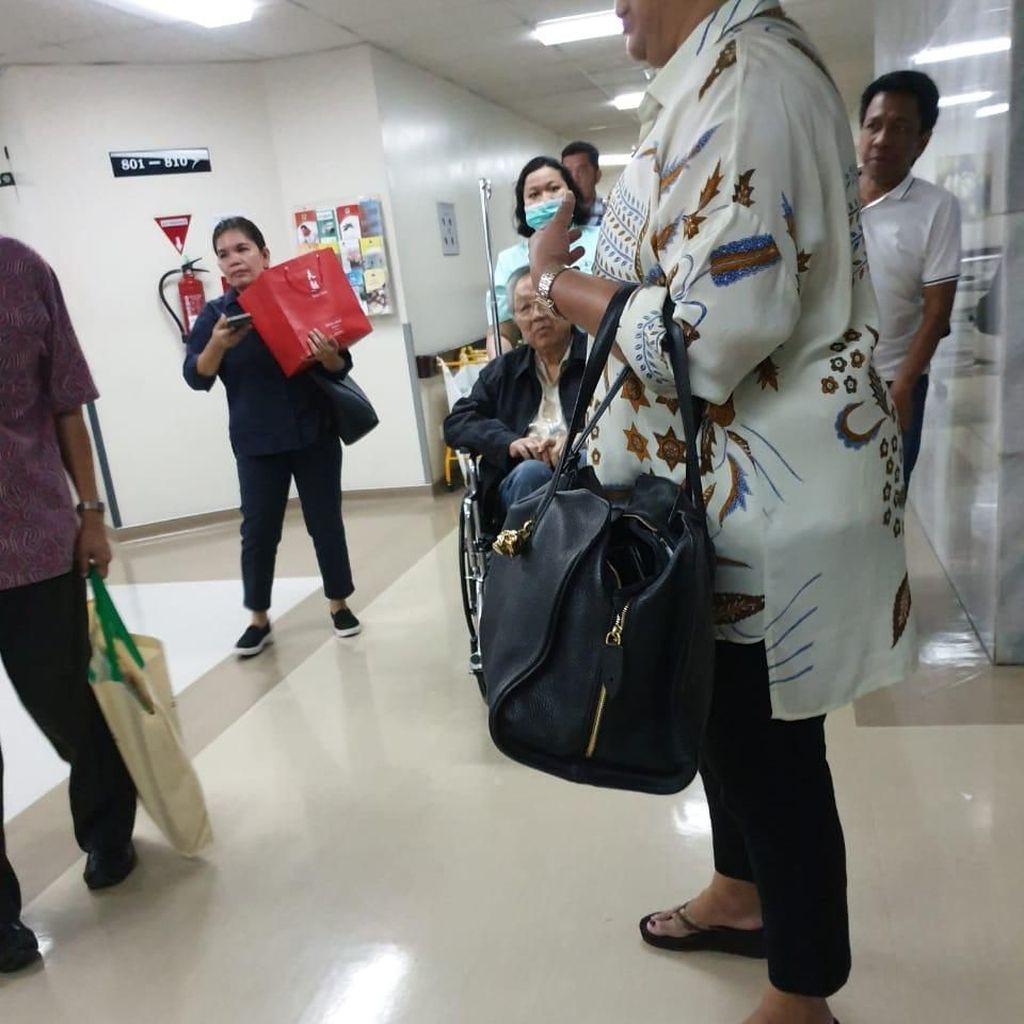 3 Bulan Dirawat di RS, Terdakwa Kasus Korupsi Rp 612 M Kembali Ditahan