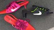 Sneakers Nike Didaur Ulang Jadi Heels, Yay or Nay?