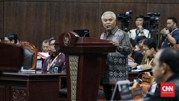 Perdebatan Ahli KPU dan Tim Prabowo Soal Perubahan Situng
