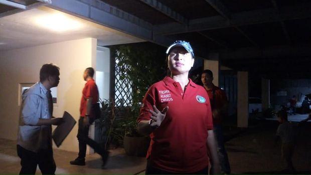 Pemeriksaan dipimpin oleh Kompol Vivick Tjangkung, Kamis (20/6) sore.