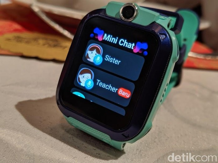 imoo Watch Phone. Foto: Adi Fida Rahman/detikINET