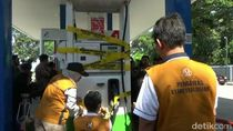 Kedapatan Curang, Mesin SPBU di Rest Area Cipali Disegel Kemendag
