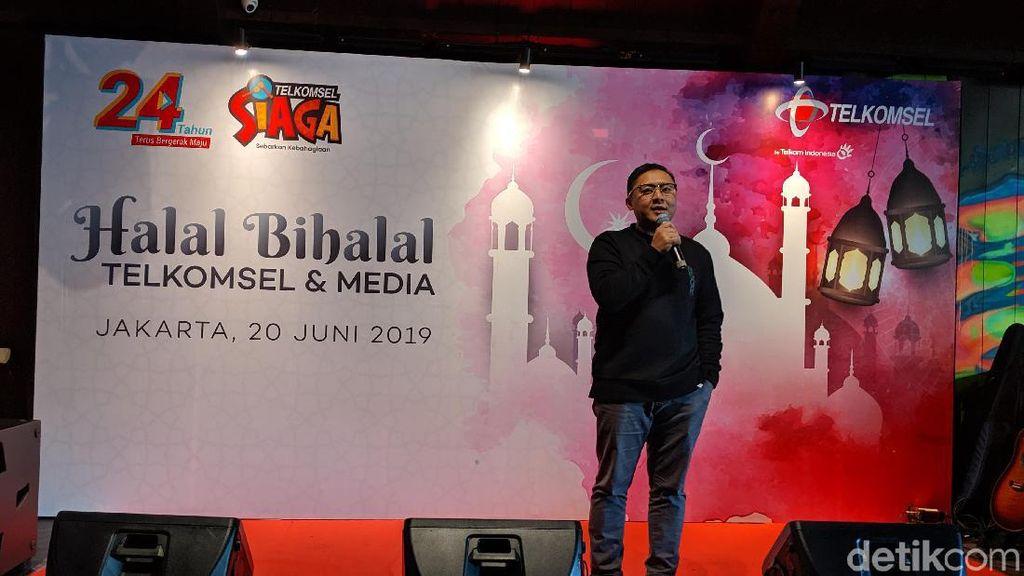 Gembleng SDM Indonesia, Telkomsel Pakai Jurus 4 Pilar