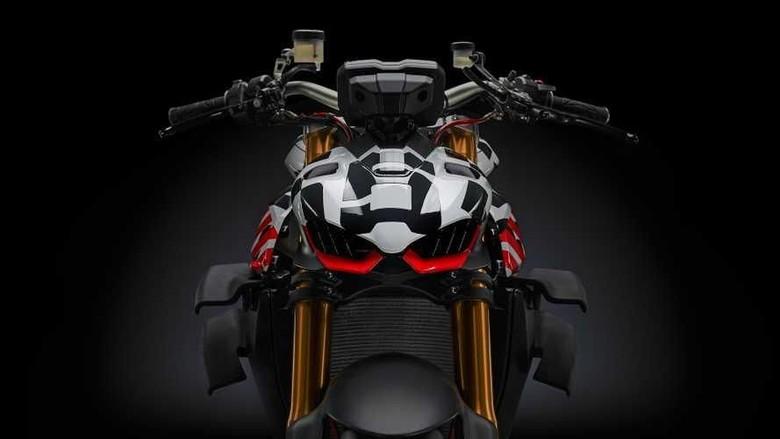 Ducati Streetfighter V4 Foto: Pool (Ducati)