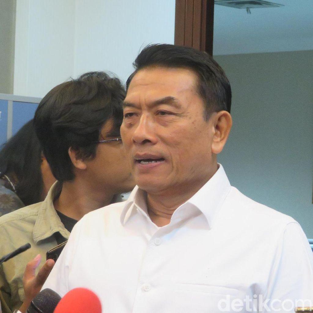 Moeldoko: Jokowi akan Emban Tugas 5 Tahun ke Depan, Dukungan Tak Boleh Kendor
