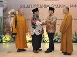 Silahturahmi LDII, Wakil Ketua MPR Cerita Asal Usul Halalbihalal