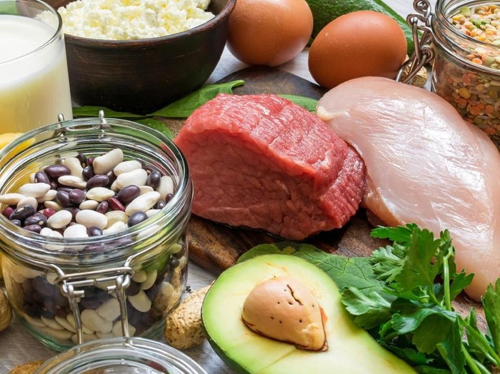 11 Makanan yang Mengandung Protein Tinggi dan Cocok untuk Diet Foto: iStock