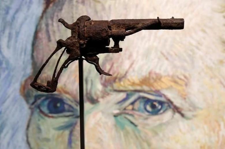 Senjata Pembunuh Vincent Van Gogh Terjual Rp 2 M Foto: Reuters/ Istimewa