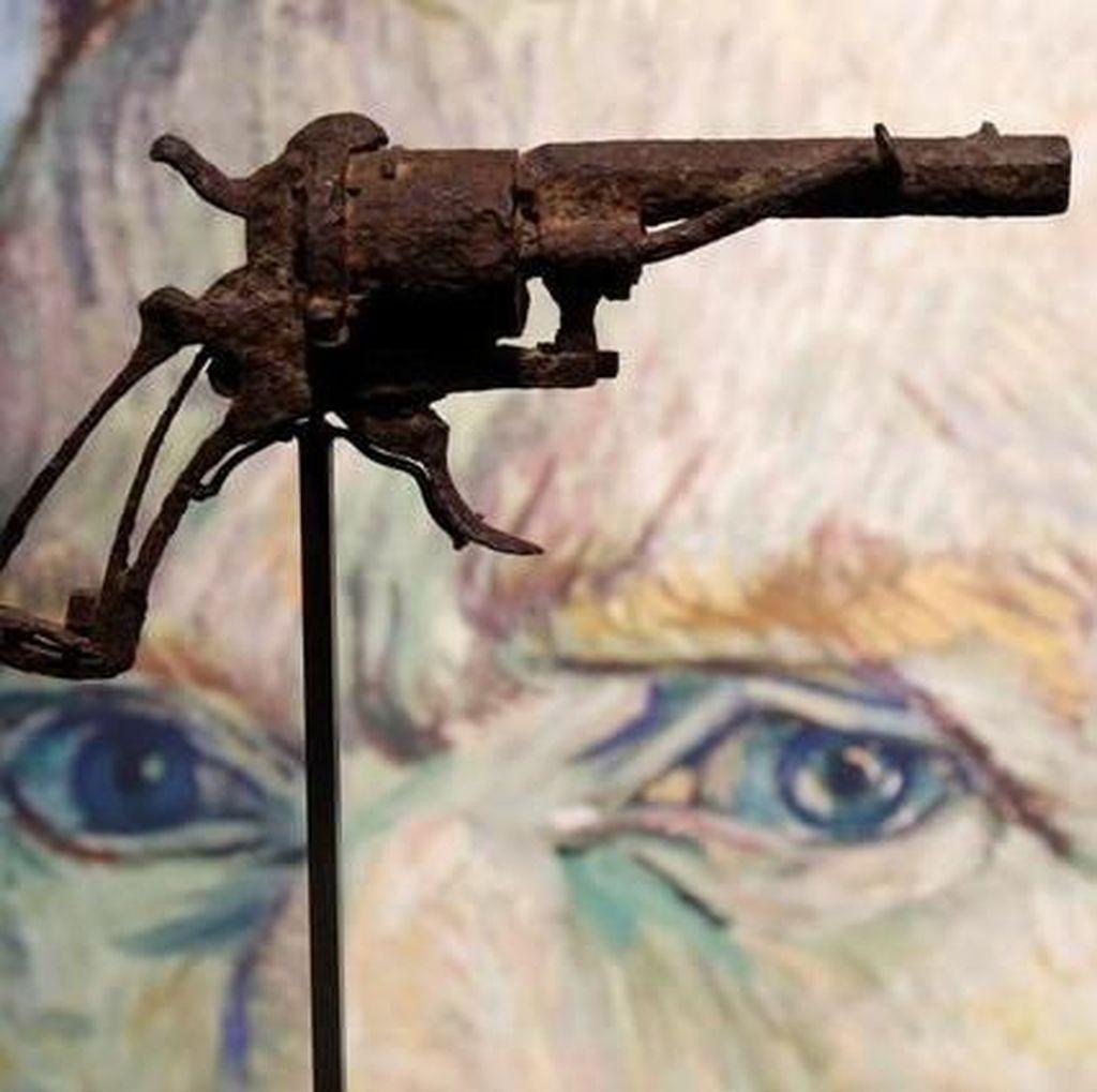 Senjata Pembunuh Vincent Van Gogh Terjual Rp 2 M
