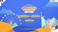 Inilah Juara d'Traveler of The Month Mei yang Dapat Jutaan Rupiah