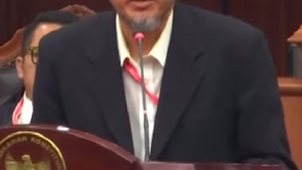Profil Jaswar Koto, Saksi Ahli IT yang Dihadirkan Tim Prabowo-Sandi