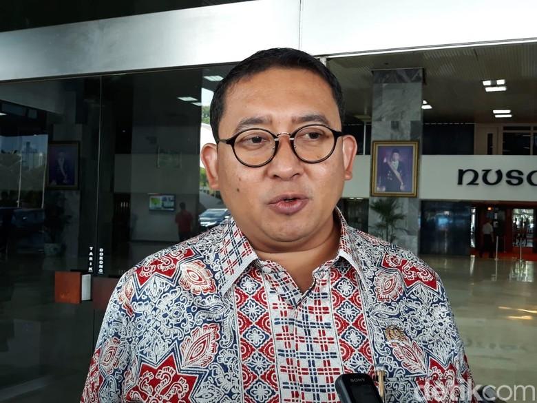 Prabowo Ingin Kembali ke UUD 1945 Asli, Ini Penjelasan Fadli Zon