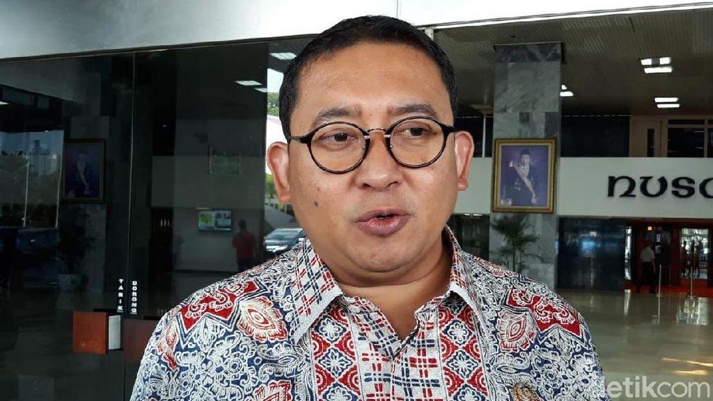 Pindah Ibu Kota Rp 466 T, Fadli Zon: Mending Bereskan BPJS Kesehatan