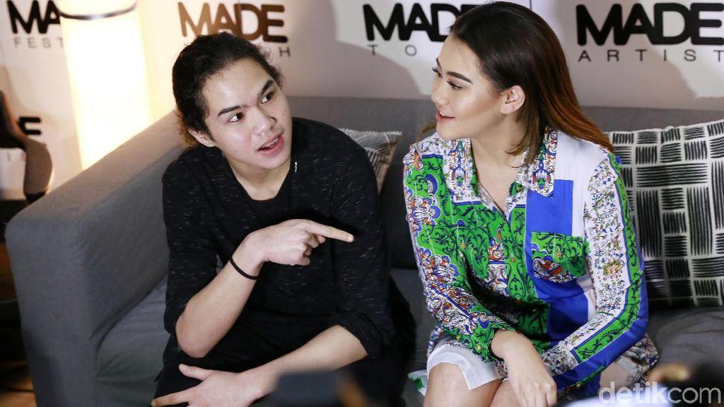 Bareng Maia Estianty, Aaliyah Massaid Beri Kejutan Ulang Tahun untuk Dul