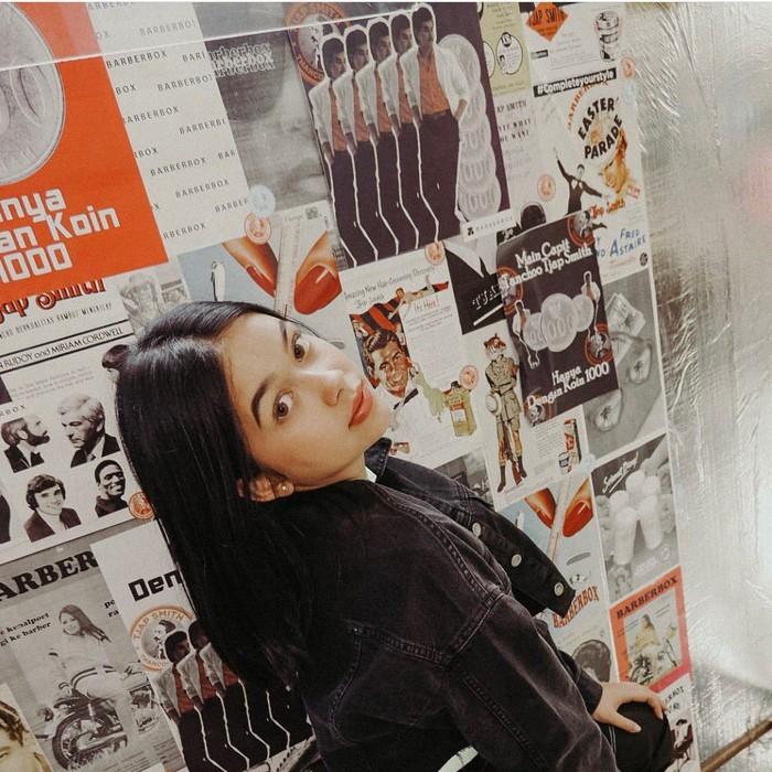 Rebecca Klopper, artis yang disebut-sebut mirip Yuki Kato. Sama-sama cantik, diusianya yang baru 21 tahun ini, ia sudah pernah membintangi beberapa film dan sinetron. Foto: Instagram@rklopperr
