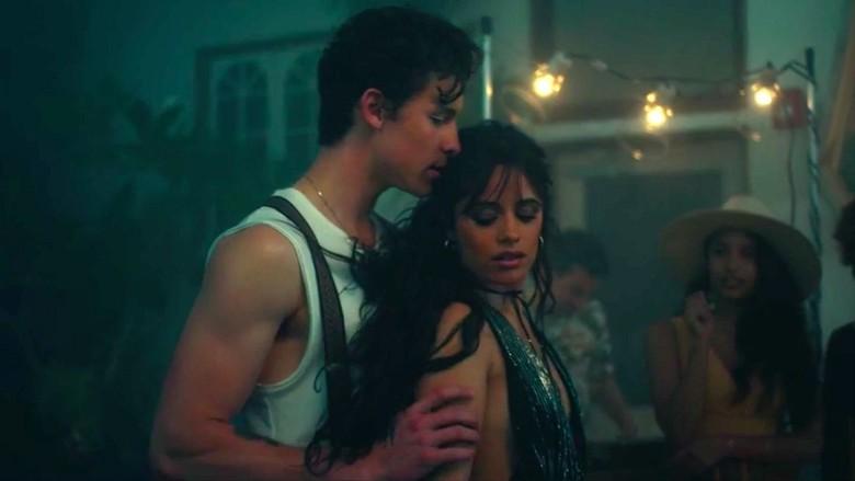 Foto: Shawn Mendes dan Camila Cabello